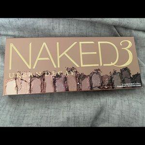 Naked 3 Palette (Brand New)